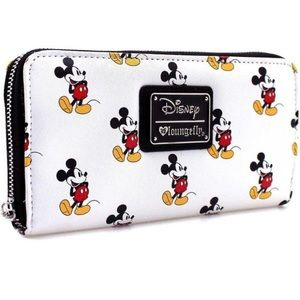 Disney x Loungefly Mickey Mouse Wallet